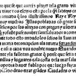 Carta de Colón a Luis de Santángel – Primer documento escrito de América (1493)