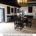 Sala en el Monasterio de la Rábida