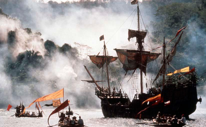 La Conquista del Paraíso, de Ridley Scott 1992