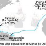 Primera expedición de reconocimiento y rescate de Alonso de Ojeda