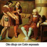 Bobadilla gobernador y Colón a Castilla
