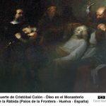 ¿De qué murió Cristóbal Colón?