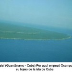 Bojeo de Cuba por Sebastián de Ocampo