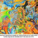 Batalla de Centla, primer enfrentamiento con los nativos mayas