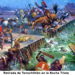 La Noche Triste y la batalla de Otumba