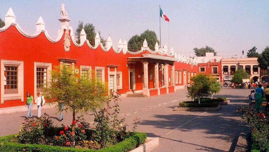 Antiguo Palacio del Ayuntamiento de Coyoacan