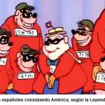 """Leyenda Negra: """"La mayoría de españoles que llegaban al Nuevo Mundo eran reos delincuentes"""""""