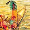 Moctezuma descubridor de Europa