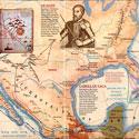La conquista y colonización española de Norteamérica