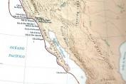 Ruta expedición Rodríguez de Cabrillo