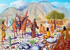 Lucas v zquez de ayll n fundaci n del primer asentamiento for Villas que fundo nuno beltran de guzman en el occidente de mexico