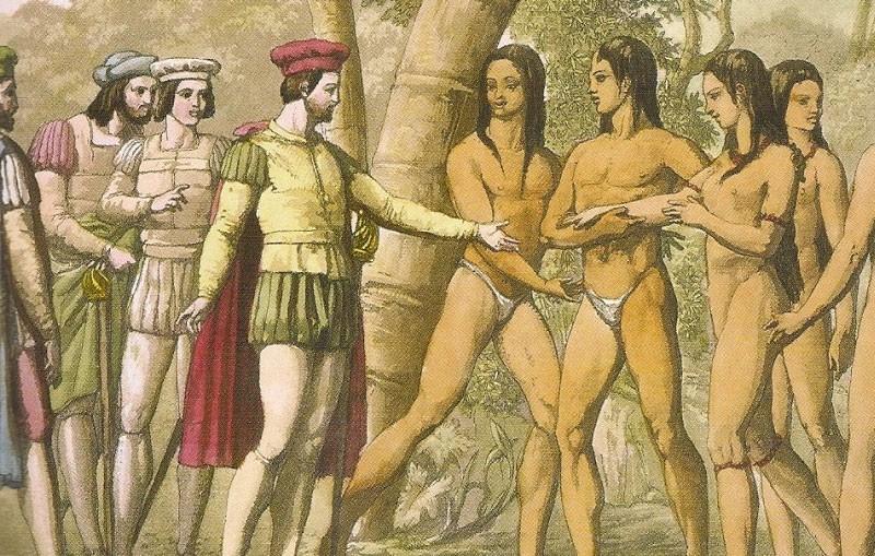 El sexo en la conquista de América