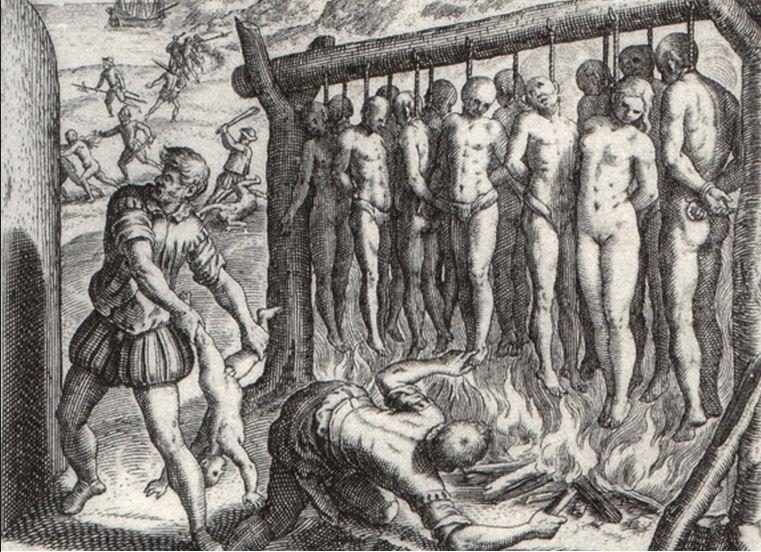 10 razones que desmontan el genocidio indio en la conquista de