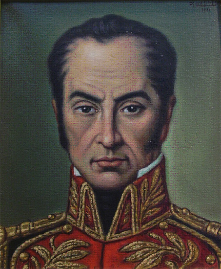 the life of simon bolivar el liberator Richard burger student websites 08-09 per 7 fun facts -he -simon bolivar's whole name is he was known as el libertador.