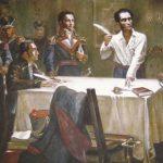 Decreto de Guerra a muerte de Simón Bolívar