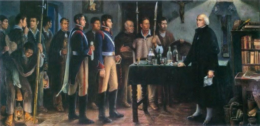 La Conspiración de Querétaro 1810