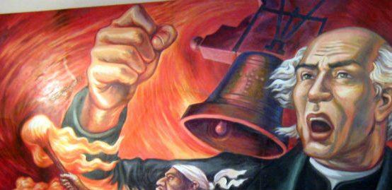 El Grito de Dolores de Miguel Hidalgo