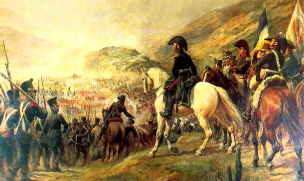 San Martín en el Perú