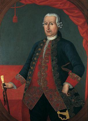 Don Antonio Amar y Borbón, Virrey del Virreinato de Nueva Granada