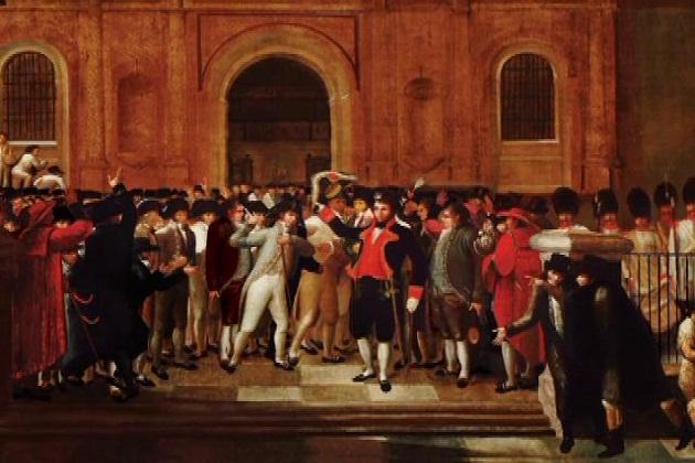 Tumulto de Caracas - Revolución de abril 1810