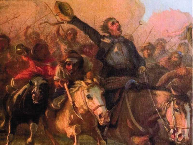 El Grito de Asencio - Independencia del Uruguay