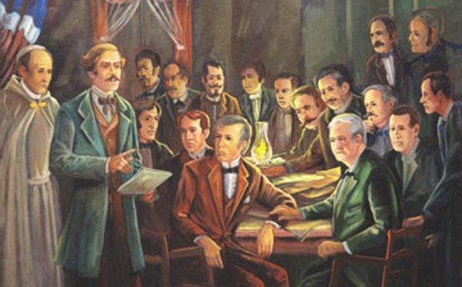La Logia Trinitaria - Juan Pablo Duarte