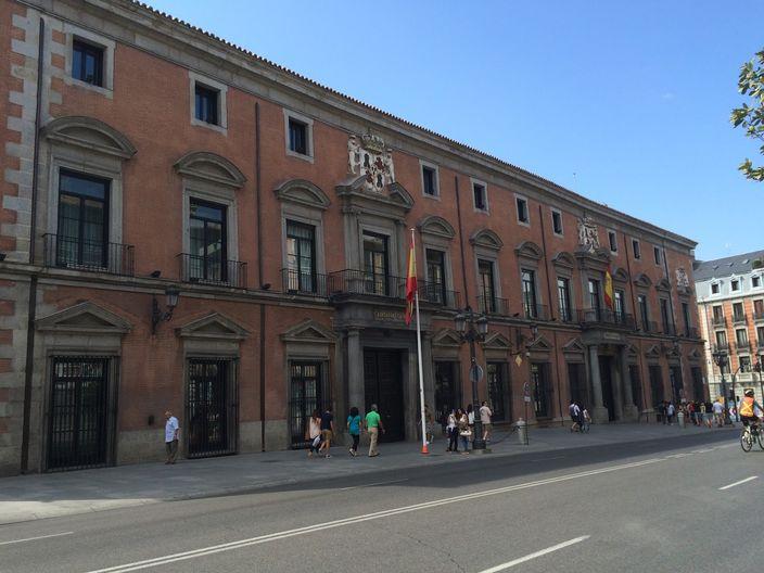 Palacio de Uceda (Madrid) - Sede del Consejo de Indias