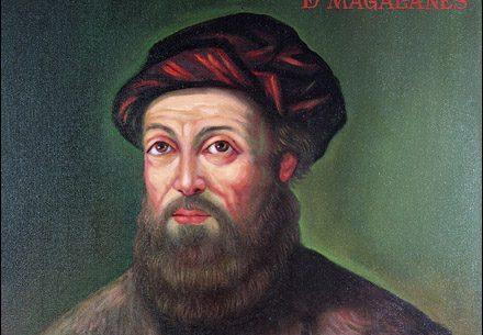 Retrato de Fernando de Magallanes