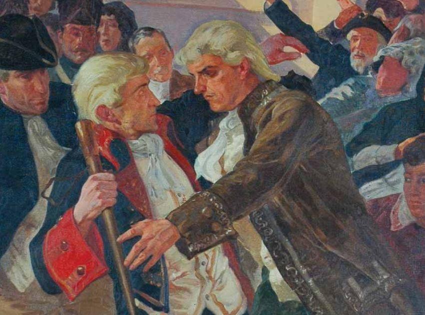 La Conjuración de los Mantuanos - Historia del Nuevo Mundo