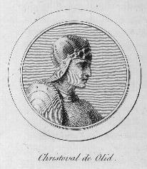 Biografía de Cristóbal de Olid