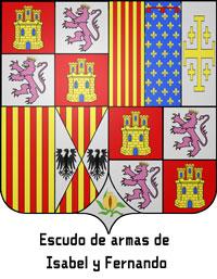 Escudo de armas de los Reyes Católicos