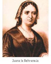 Juana la Beltraneja, heredera del trono de Castilla