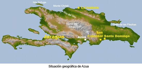 mapaAzua
