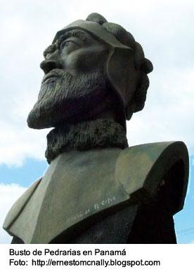 Busto de Pedro Arias Dávila