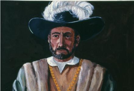 Fray Nicolás de Ovando - Gobernador de las Indias