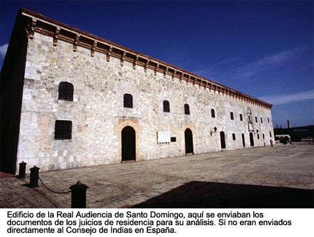 Real Audiencia de Santo Domingo