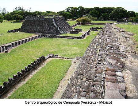 Sitio arqueológico de Cempoala