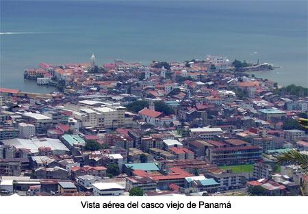 Casco viejo de Panamá