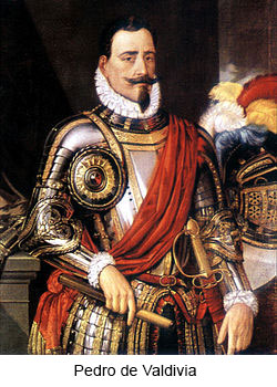 Pedro de Valdivia