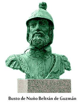 Busto de Nuño Beltrán de Guzmán