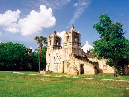Misiones españolas en Texas patrimonio de la Humanidad