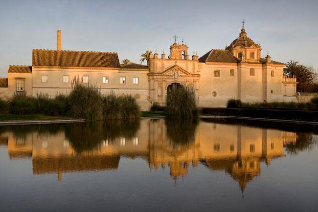 Monasterio de Santa María de las Cuevas - Sevilla
