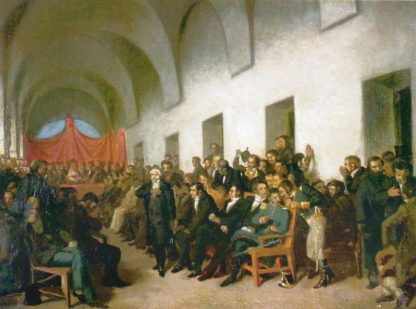 Cabildo abierto de Buenos Aires de 1810
