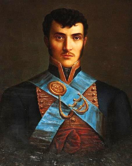 Coronel Carlos de Montúfar y Larrea