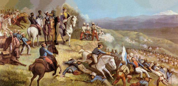 Batalla de Ibarra - Independencia de Quito