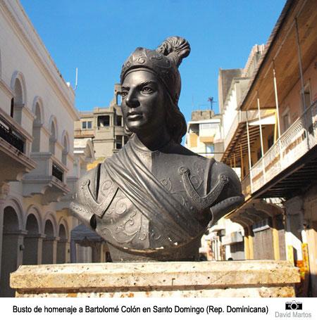 Bartolomé Colón, hermano del Almirante