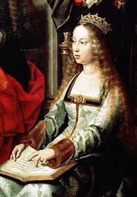 Reina Isabel de Castilla