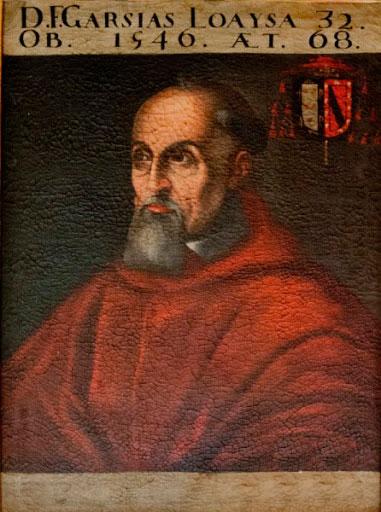 Juan García de Loaysa, primer presidente del Consejo de Indias