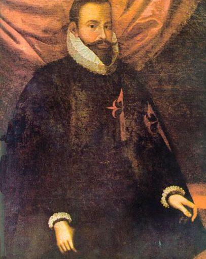 Virrey del Perú Blasco Núñez de Vela