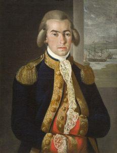 Vicente de Emparan, capitán general del Venezuela